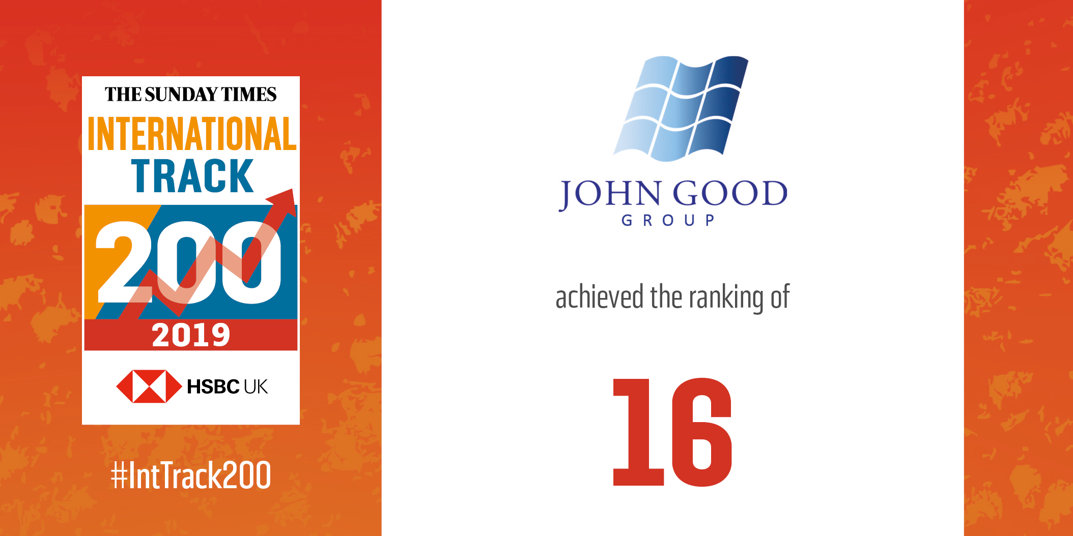 John Good Group Recognised Among Top British Companies for